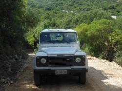 4x4 Geländewagen Ausflug Sardinien